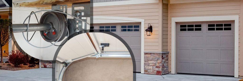 Garage Door Tracks Repair Bellaire